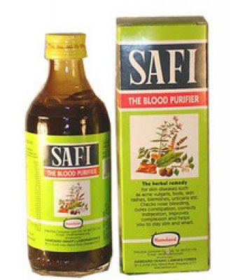 Safi The Herbal Blood Purifier 500Ml