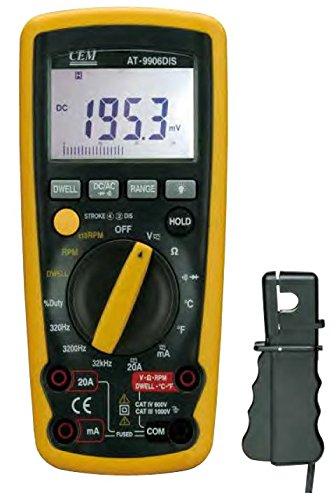 Buy Cheap Car Engine Tester Multimeter Tachometer CEM at
