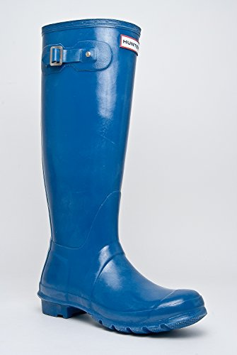 Original Gloss Tall Low Heel Rain Boot