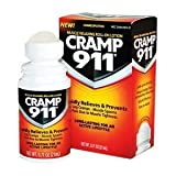 Cramp 911 Muscle Relaxing Roll-on Lotion, Net Wt. 0.71 oz.(21ml), Box (PACK OF 2)