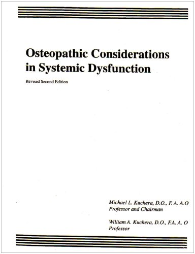 Osteopathic Considerations in Systemic Dysfunction