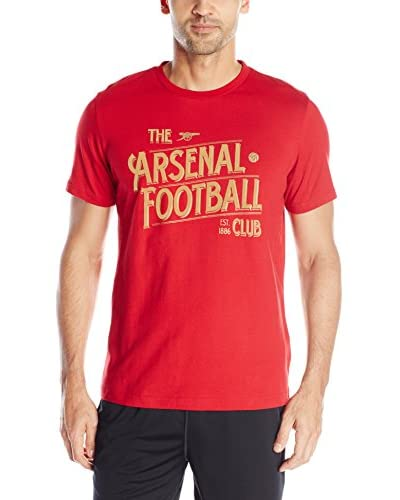 PUMA Men's Arsenal Graphic Tee