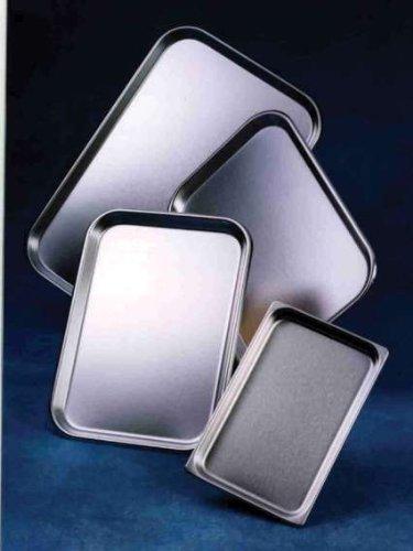 Medline Oblong Instrument Drying Trays - 15-1/8L x 10-5/8W x 3/4H - Model DYND0515FZ