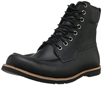 Timberland Men's Earthkeepers Boot,Black,10 W US