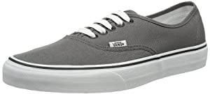 Vans Authentic Herren Sneaker Grau