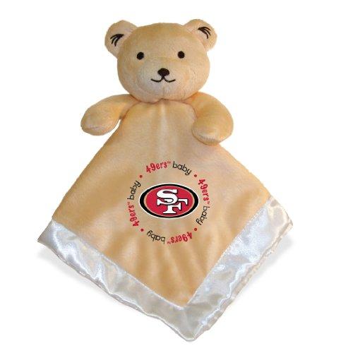 Nfl San Francisco 49Ers Baby Fanatic Snuggle Bear front-27836