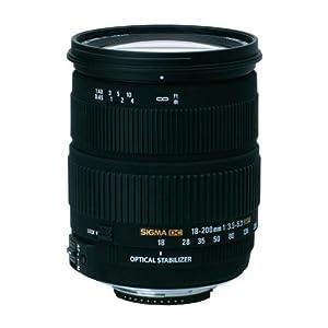 Sigma AF 18-200mm f/3.5-6.3 DC OS