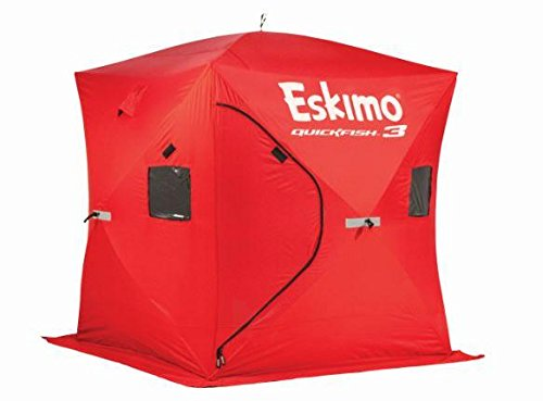 Eskimo Quickfish 3 Ice Shelter (Eskimo Ice Shanty compare prices)