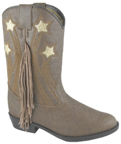 Smoky Mountain Men's Stag Leather and True Timber Camo Boot