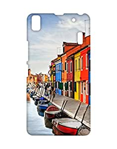 Crackndeal Back Cover for Lenovo A7000 Turbo