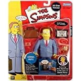 LIONEL HUTZ The シンプソンズ All-Star Voices * PHIL HARTMAN * シリーズ 2 ワールド Of Springfield Interactive Action フィギュア