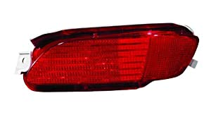 Depo 324-2901R-AS Lexus RX 330 Passenger Side Rear Marker Lamp Assembly with Bulb and Socket