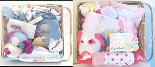 Cutie Pie Baby Gift Basket 10 Piece - 1
