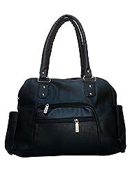 Vintage Stylish Ladies Handbag Black (bag 50)