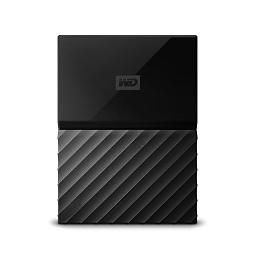 WD 1TB Black My Passport  Portable External Hard Drive - USB 3.0 - WDBYNN0010BBK-WESN (Wd 1tb Portable Hard Drive compare prices)