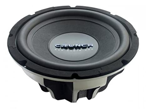 CRUNCH SUBWOOFER BLACKMAXX MXB-124