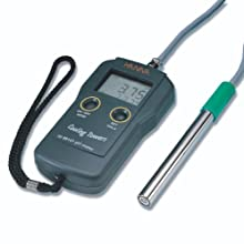 Hanna Instruments 99141N  Waterproof pH Meter, For Boilers and Cooling Towers