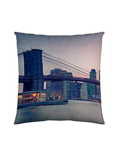 NATURALS Funda De Cojín Brooklyn Bridge