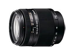 Sony DT 18-250mm F/3.5 - 6.3 Telephoto Zoom Lens for Sony DSLR