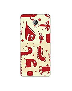 lenovo p1 turbo nkt01 (6) Mobile Case by Mott2 - Funny Pattern (Limited Time Offers,Please Check the Details Below)