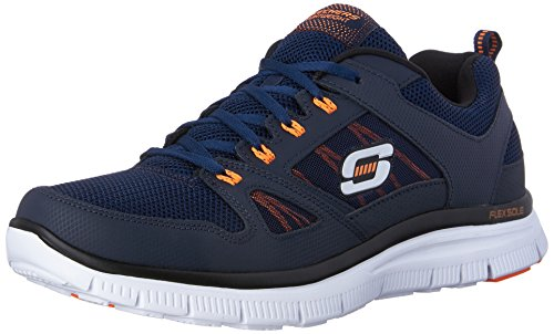 skechers-sport-mens-flex-advantage-memory-foam-training-shoenavy-orange10-m-us