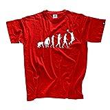 Standard Edition Basketball Evolution T-Shirt S-XXXL Siebdruck! (kein Billig-Flex)
