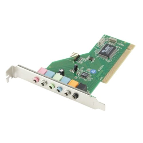 KNIG 7.1 PCI Sound Card
