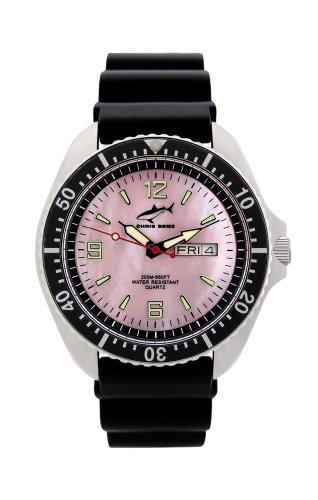 Chris Benz One Man CBO-R-SW-KB Elegante orologio da uomo Orologio da immersione