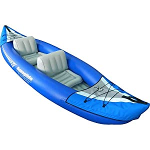 Buy Aquaglide Yakima Inflatable Kayak by Aquaglide