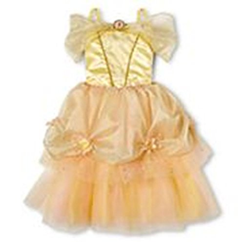 Disney Belle/Beauty & The Beast Costume/Dress ~ XXS (2)