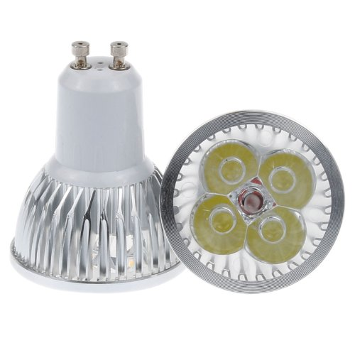 Led 4*3W Gu10 Dimming Light Led Spot Light Bulbs High Power Downlight Cool White