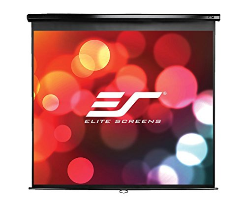 Elite Screens Manual, 84-inch Photo
