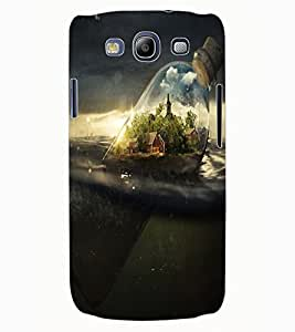 ColourCraft Creative Image Design Back Case Cover for SAMSUNG GALAXY S3 NEO I9300I