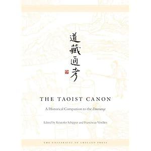 The Taoist Canon - Franciscus Verellen
