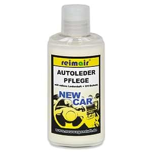 reimair New Car Lederpflege mit Lederduft 200 ml in Profiqualität