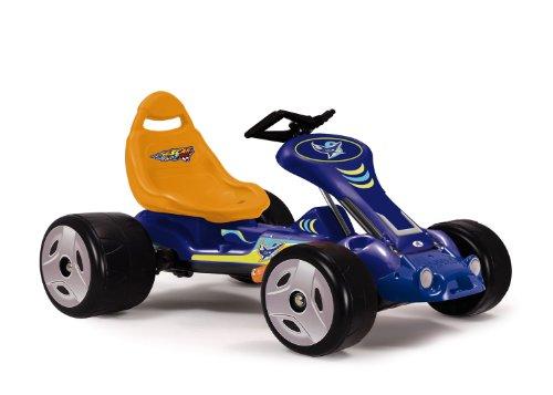 Giochi Preziosi CCP15062 Go-Kart Elettrico Scan2Go, Colore Blu
