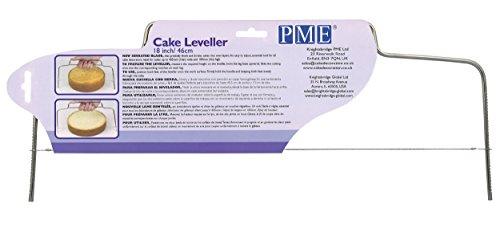 wilton cake leveler instructions