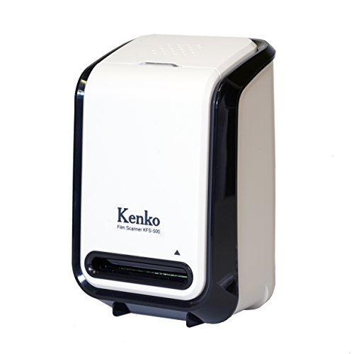 【Amazon.co.jp限定】Kenko カメラ用アクセサリ フィルムスキャナー 517万画素 Windows8.1対応 KFS-500WHBK
