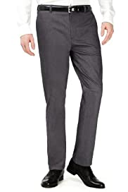 Autograph Cotton Rich Puppytooth Tailored Fit Chinos [T17-2094A-S]