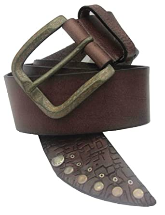 Replay Belt , Color: Dark Brown