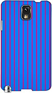 Timpax protective Armor Hard Bumper Back Case Cover. Multicolor printed on 3 Dimensional case with latest & finest graphic design art. Compatible with Samsung Galaxy Note 3 / N9000 Design No : TDZ-22421