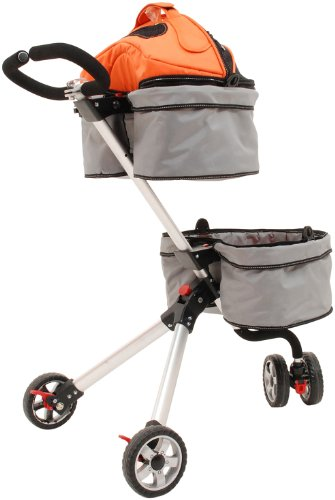 Petego Quadro Stroller Connection Clip for the Pod iLove or Basket iLove Pet Carriers