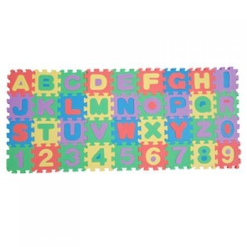 Awardpedia Educational Colorful Foam Alphabet Amp Number