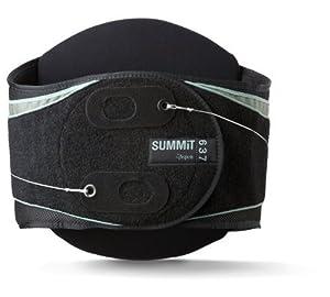 Aspen Summit 637 Back Brace; Black; X-Large - 992350