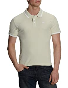 Helly Hansen Kos SS Polo homme Beige S