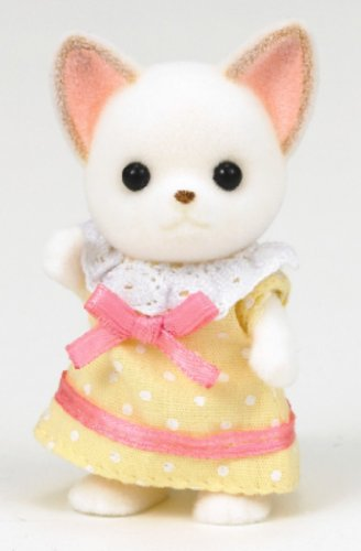 lee  girl doll	set of sylvanian