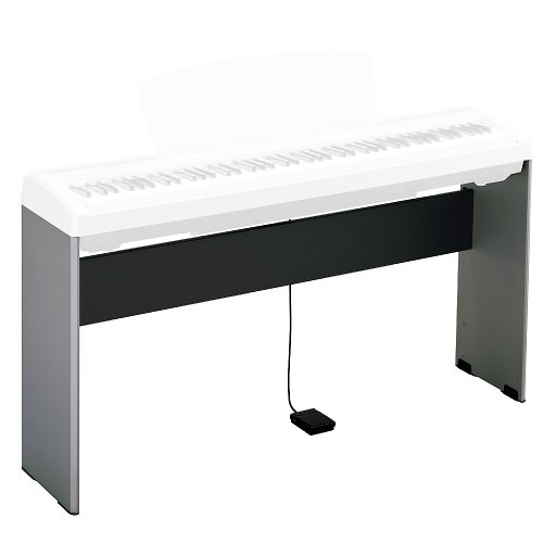 Yamaha L-85S Stand For Yamaha P-95S Digital Stage Piano - Silver