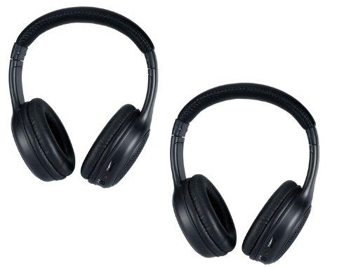 Denali Wireless Headphones (Set of 2) 2006 2007 2008 2009 2010 2011 2012 2013 (Yukon Denali Headphone compare prices)