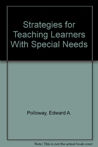 Image for Strategies for Teaching Learners With Special Needs