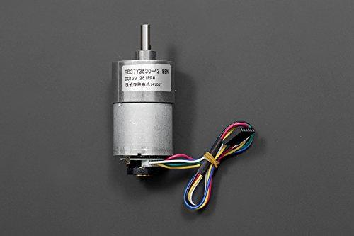 dfrobot-12v-dc-motor-251rpm-w-encoder-diy-maker-open-source-booole